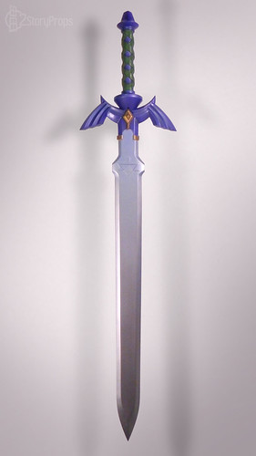 2StoryProps True Master Sword