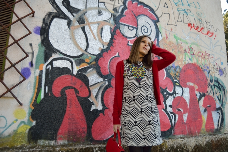 lara-vazquez-madlula-blogger-style-fashion-geometric-dress