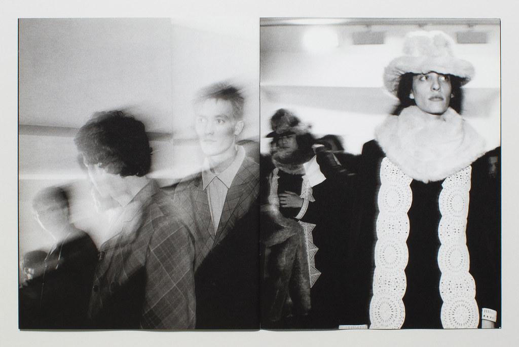 Yohji Yamamoto Pour Homme Lookbook F:W 2000 4