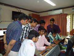 Jan 21st, 2013: Tech Talk @ Madras Institute of Technology