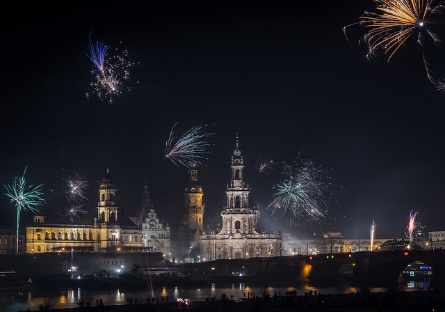 Dresden New Years Eve