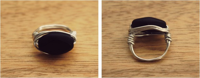 diy wire ring 6