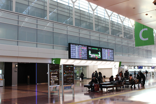 20140126の羽田空港