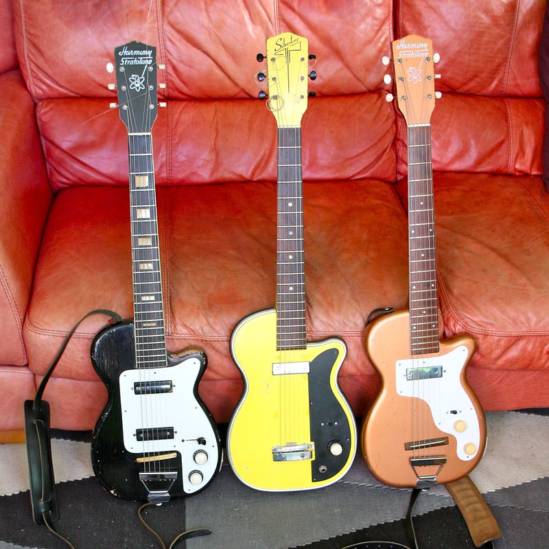 Hershey Bar vs  Gold Foil type pickups | The Gear Page