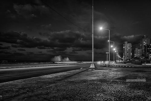 Malecon nights...Cuba by Rey Cuba