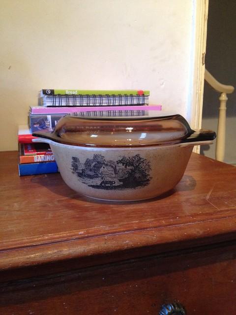Pyrex England large bowl