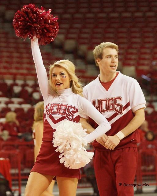 University of Arkansas Razorbacks vs University of Florida Basketball
