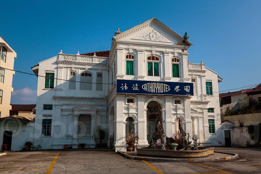 Cathay Hotel -  Heritage @ Penang, Malaysia