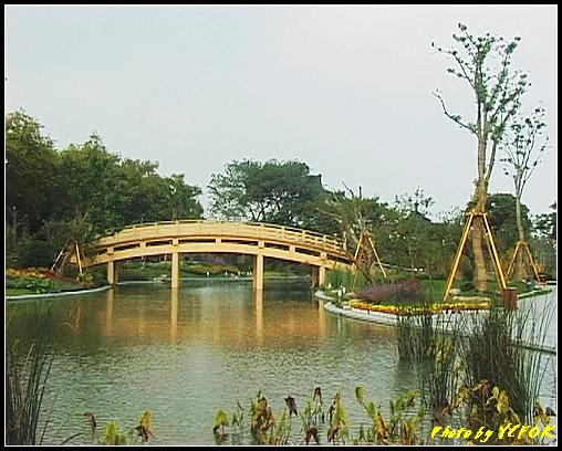 杭州 西湖 (其他景點) - 064 (湖濱路的湖畔花園)