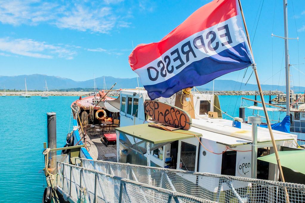 Espresso Boat