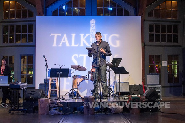2014 Talking Stick Festival Opening Gala/Emcee & poet Zaccheus Jackson