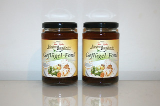 11 - Zutat Geflügelfond / Ingredient chicken stock