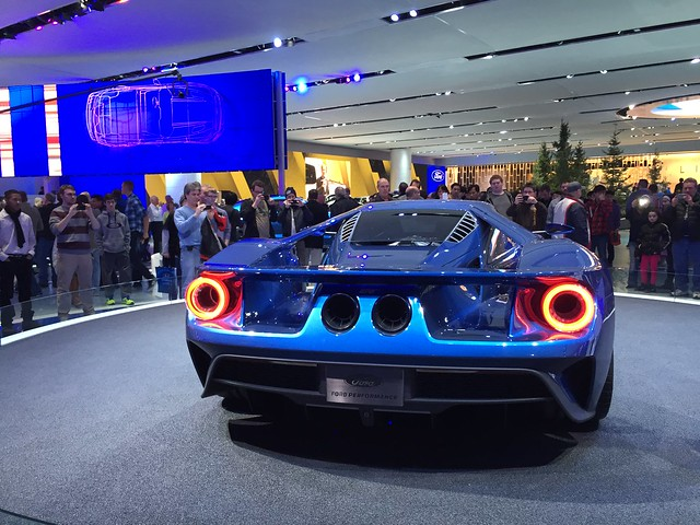 Detroit NAIAS 2015
