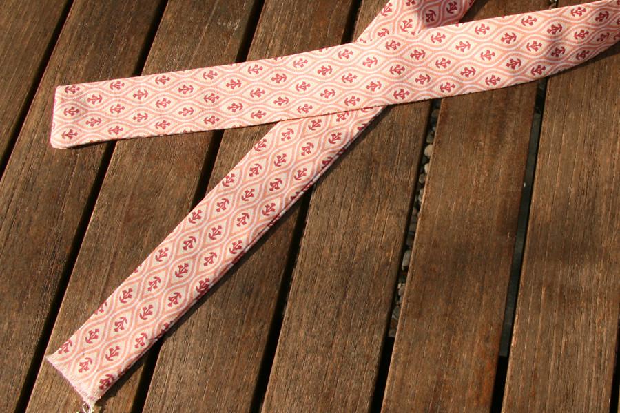 Tuto couture - bouillotte dorsale graines de lin - Etape 23