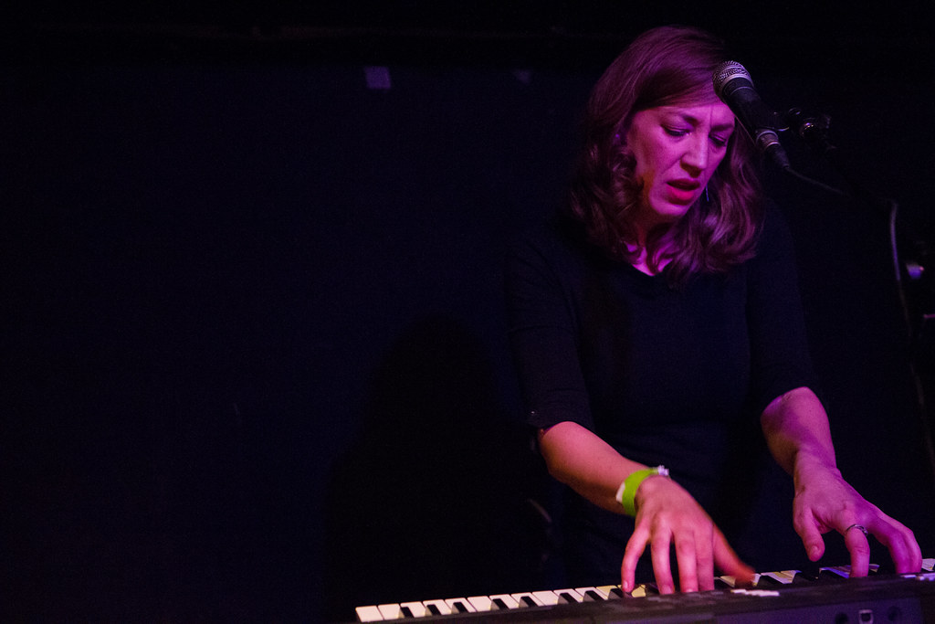 Emily Bass at the Bourbon for Lincoln Exposed 2015 | 2-5-2014