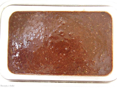 Cuketovo - kakaovy kolac