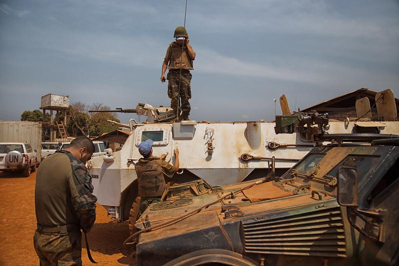 Maintien de la paix dans le monde - Les FAR en République Centrafricaine - RCA (MINUSCA) - Page 2 16333392047_465b29b6fa_c