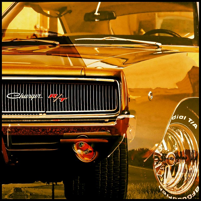1968 Dodge Charger R/T Avatar - Double Vision