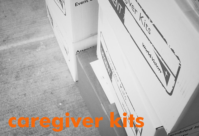 caregiver kits
