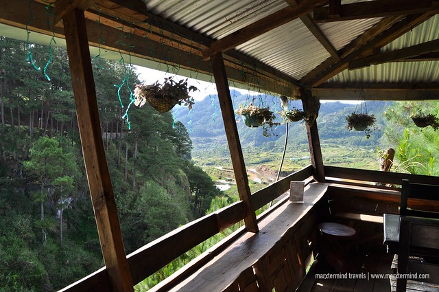 View from Gaia Café & Crafts Sagada