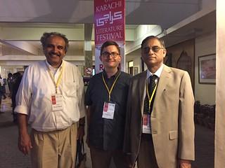 Karachi Literature Festival 2015