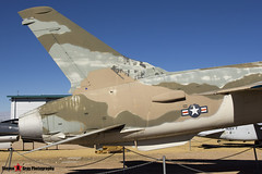 61-0107 - D302 - USAF - Republic F-105D Thunderchief - National Museum of Nuclear Science & History, Albuquerque, New Mexico - 141229 - Steven Gray - IMG_1184