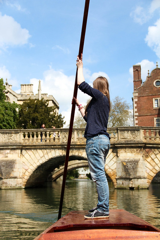 punting_cambridge_england