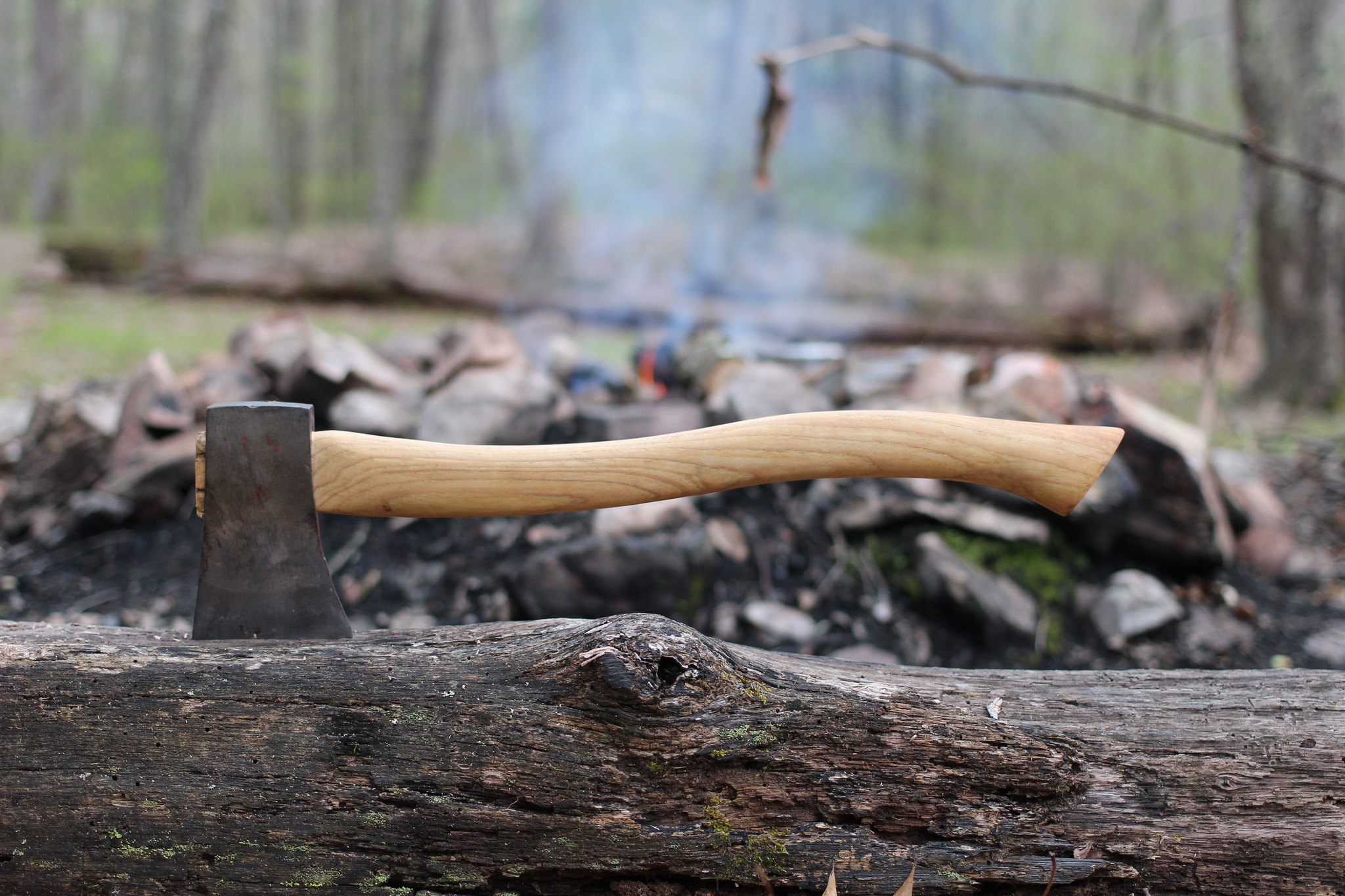 If you could own only one ax, what would it be? | Bushcraft