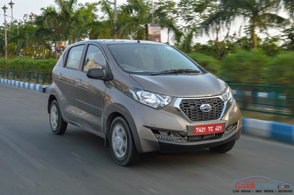 Datsun RediGo Drive Review 3