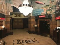 Please note the Zeppelin in the mural #dirigible