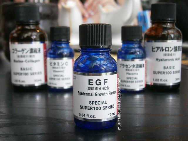 Dr Ci Labo Super 100 EGF Ampoule Serum