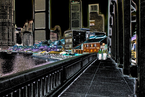 elgin bridge is a vehicular bridge across the singapore river  linking the downtown core to the
