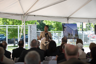 July 6, 2016 DC Bar Ground Breaking