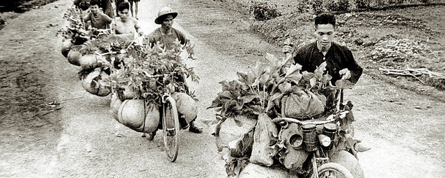 Pedal Power – Bicycles in Wartime Vietnam