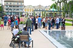 mer, 15/06/2016 - 18:06 - square Gambetta - 1 an après les aménagements