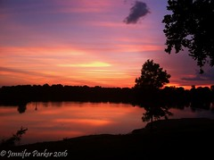 Layer Sunset
