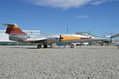 Lockheed F-104N Starfighter '812' (N812NA)