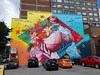 Meggs in Montreal @houseofmeggs #meggs #montreal #streetart #graffiti #murals