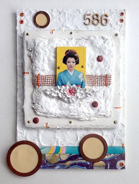 Geisha Collage 586