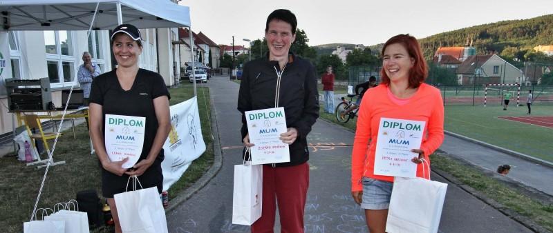 MUM: V Boskovické etapě nejrychlejší Orálek a Komárková
