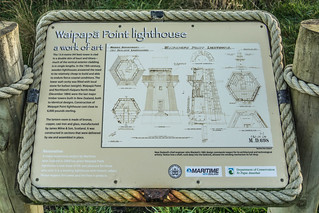 Image of Waipapa Point Lighthouse. newzealand lighthouse southisland wreck catlins waipapapoint tararua fortrose passengersteamer