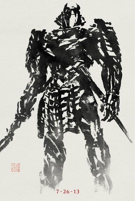 The-Wolverine-Silver-Samurai-Poster