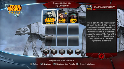 Star Wars PInball_Balance of the Force
