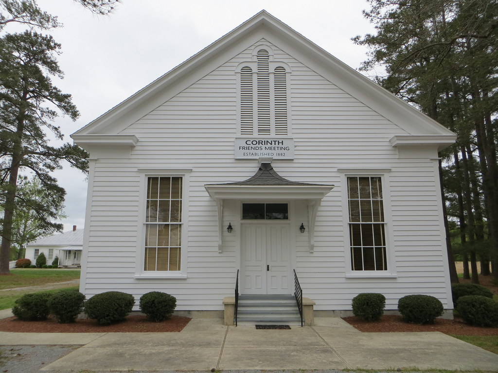 Corinth Friends Meeting House