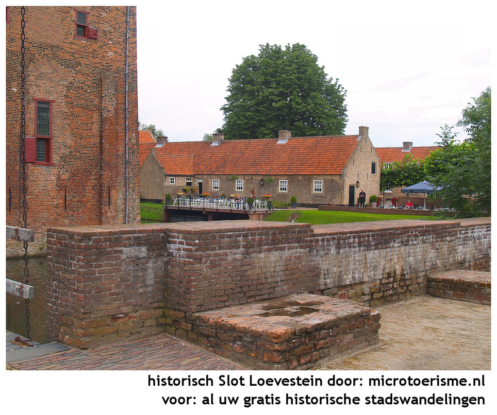 Microtoerisme InZicht Stadswandeling Slot Loevestein - 026