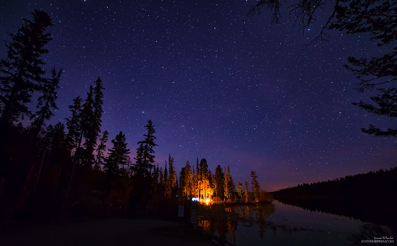 Distant Campfire | 20 Reasons Why British Columbia is the Best Place on Earth | packmeto.com