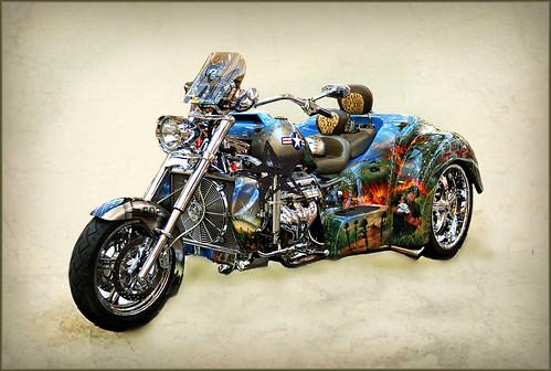 502 Boss Trike POW Tribute