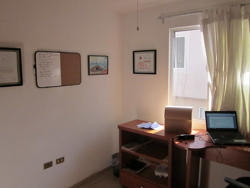 My home office in Aguascalientes