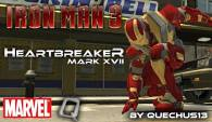 Mod Iron Man 3 Heartbreaker Mark XVII