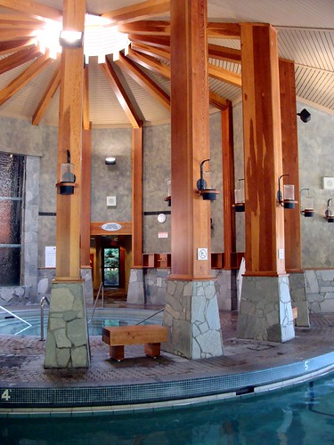 Indoor Hot Pools